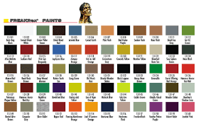 Paint Colour Chart In Nigeria Fine Coat Paint Color Chart Awesome In 2019 Paint Color