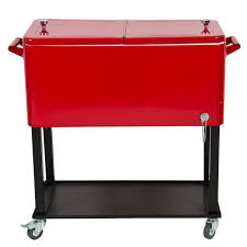 patio cooler on wheels patio cooler cart for outdoor party tools ideas on a blog archive