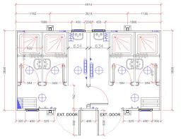 Simple Shower Cubicles Plan Fourcubicle Unisex Unit For Decorating Throughout Models Ideas