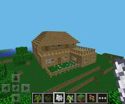 Case Piccole Minecraft : Minecraft pe quot home sweeet