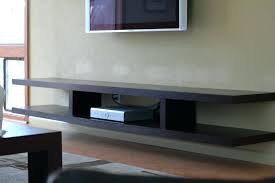 Floating Wall Shelves For Tv Components