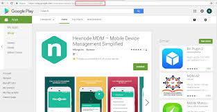 Apps Using How To Add Apps Using Bundle Id In Hexnode Mdm Help Documentation