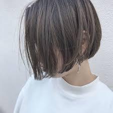 ハイライトショートボブ Instagramkento1107 Hair Pinterest 髪型