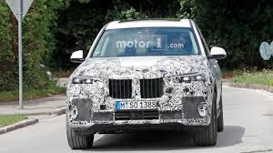 BMW X7 Production Light Spy Photos | Motor1.com Photos