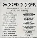Live at Wacken: The Reunion [DualDisc]