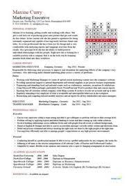 Catering Resume Crossword Template Cv Chef Cooking Format Job