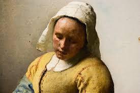 johannes vermeer paintings details