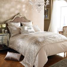 kylie minogue bedding jessa blush rose gold duvet cover cushion or throw in home