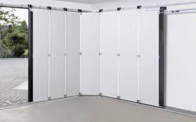 4D Side Sliding Garage Doors Albury Wodonga Installation Commercial