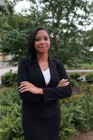 Ashley Gholston – Associate Editor – Belmont Law Review