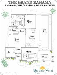 grand bahama rv port home model