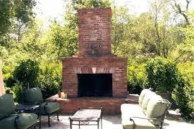 outdoor brick fireplace design ideas for outdoor brick fireplaces creative fireplaces freestanding outdoor fireplace outdoor brick outdoor brick fireplace