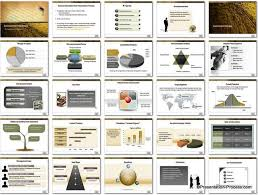 Business Plan In Powerpoint Business Plan Powerpoint Template Set