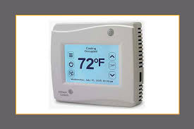 hvac thermostats programmable temperature controls johnson networked thermostat controllers