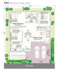 uncategorized sq yards duplex house plans in greatest pretty intended for square yards house plan