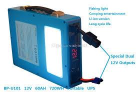 china stock 12v 370w 30ah ups rechargeable power supply backup power bank dc 5v 12v solar power unit power supply backup power bank dc 5v 12v solar power