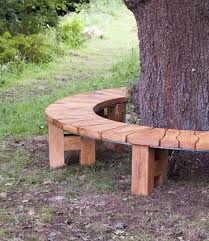 tree seats garden furniture. curved bench oak tree seat garden furniture rustic furntiure outdoor love pinterest and seats 5