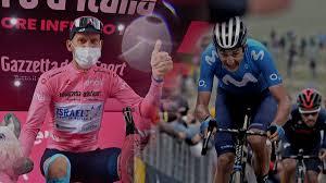Clasificaciones del giro de italia 2021. Resumen Giro De Italia 2021 Etapa 12 El Giro No Perdona Fueron Bajas Importantes Las Que Hemos Vivido En El Dia De Hoy Alberto Contador