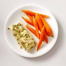 Pesto Halibut | Recipe