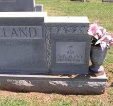 Asa Holland (1875-1961) - Find A Grave Memorial