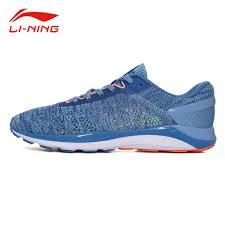 Li Ning Super Light 14 Li Ning Womens Super Light 14 Running Shoes Textile Breathable Lining Dmx Cushion Sports Sneakers Light Running Shoes Arbm028
