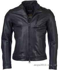 barbour international winter sprocket leather jacket black good sal coats jackets men gg1025
