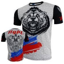 Designer Rash Guard Us 15 39 25 Off Mens Giant Cross Graphic Designer Boxing Jerseys Muay Thaijiu Jitsu Sauna Suit Rashguard Mma T Shirt King Boxing Mma Shirts In