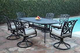collection garden furniture accessories pictures. Amazon.com : CBM Outdoor Patio Furniture 7 Piece G Aluminum Dining Set With All Swivel Chairs CBM1290 Garden \u0026 Collection Accessories Pictures