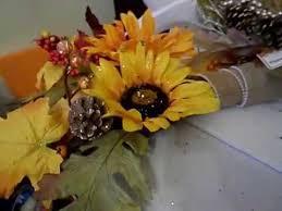 Diy Fall Cinnamon Broom Floral Arrangement