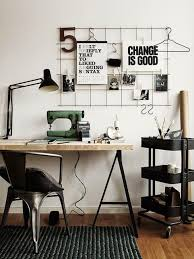 craft room home office design. Black And White Decorating Ideas For Small Home Office Designs Craft Rooms Room Design