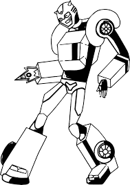 Small Picture Bumblebee Fire Transformer Coloring Page Wecoloringpage