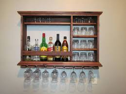 wall mounted bar cabinet 68 with wall mounted bar cabinet
