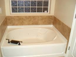 garden tub decorating ideas corner tub bathroom designs
