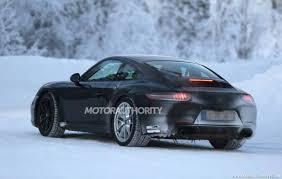 porsche new car release2016 Porsche 911 Carrera  Release Date Price Facelift Specs