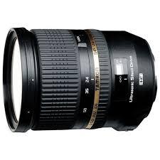 ᐅ <b>Tamron AF</b> SP 24-70mm f/2.8 DI VC USD <b>Canon EF</b> отзывы ...