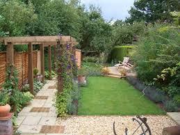 Garden Design Long Garden Garden Design Ideas For Long Thin Gardens Brooklyn Apartment