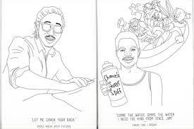 Chance The Rapper S Coloring Book Lyrics Are Now A Coloring Book
