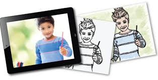 Turn Your Photos Into Coloring Pages Budsies Blog