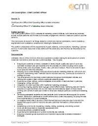 writing a job description template. it job descriptions sample