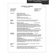 Resume Project Manager Examples Objective Assistant Career For
