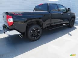 2014 Black Toyota Tundra TSS Double Cab 4x4 #86615587 Photo #4 ...