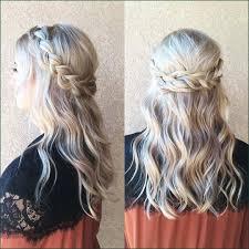 Formal Hairstyles For Medium Hair With Braids Cute Half Up Half Down