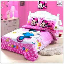 minnie mouse bedrooms sheets pink curtains simple kids bedroom with furniture sets 3 piece bed large minnie mouse