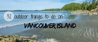 on vancouver island road trip