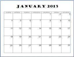 Printable Monthly Calendar Templates 2015 Printable Monthly Calendar Com Blank Template Word 2015