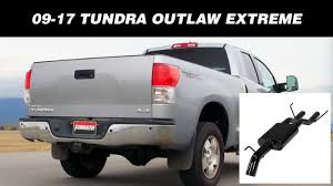 Flowmaster Outlaw Extreme Cat-back Exhaust System - 2009-2018 ...