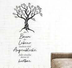 Wandtattoo Wohnzimmer Banner Spruch Familie Ist Zweige Eines