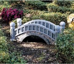 18 small and beautiful fairy tale garden bridges 11