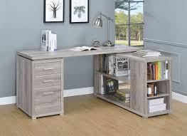 L shape office table Office Cubicle Finally Home Furnishings Shape Office Desk