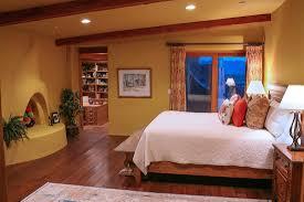 Southwest Bedroom Southwest Style Home Using Straw Bale